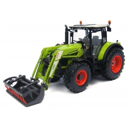 CLAAS ARION 530 AVEC CHARGEUR FRONTAL