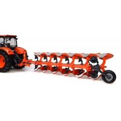 Kubota RM3005V 6-Furrow Reversible Plow