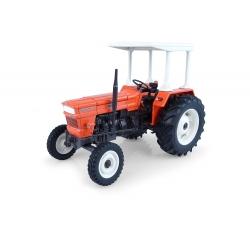 Universal Hobbies Echelle 1/32ème Tracteur en Métal Fiat 750 2 Roues Motrices avec Auvent UH5255