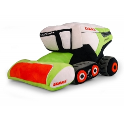 UH Kids Claas Lexion Combine Soft Plush Toy UHK1144