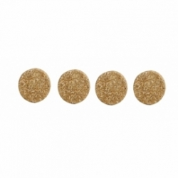 Kds Globe 1:32 Scale Round Bales 4 pieces KG610703