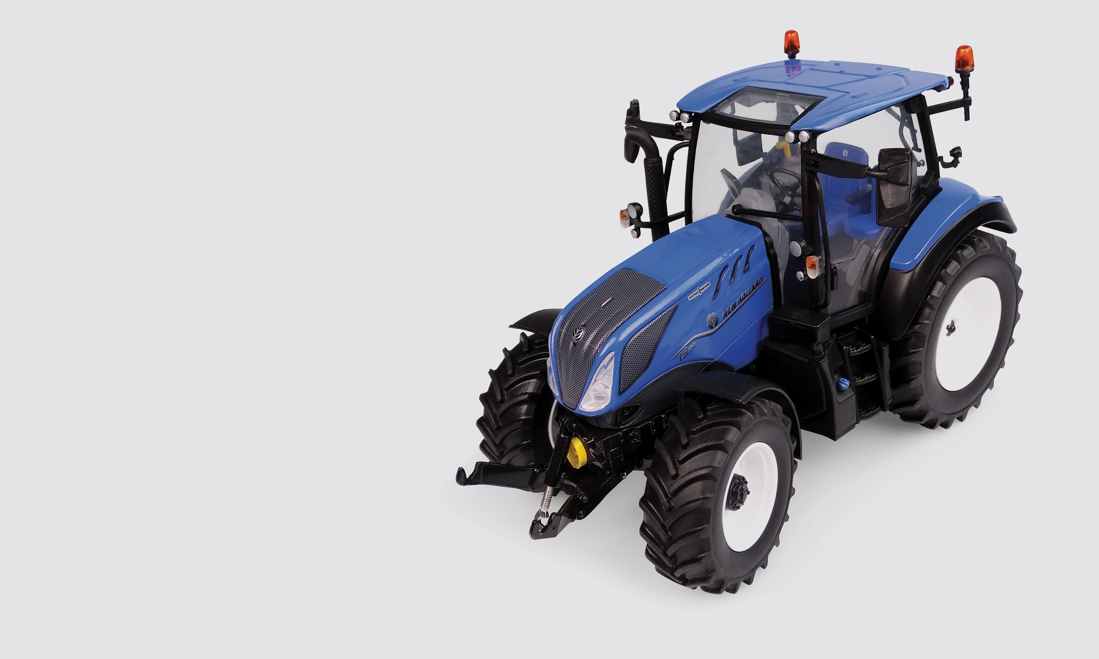 New Holland T5.130 – low roof – High visibility
